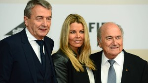DFB-Chef Niersbach will in Fifa-Exekutive