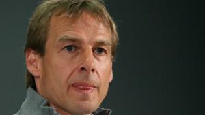 Klinsmann lächelt nicht mehr