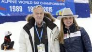 """Ski-Präsident Kasper und OK-Chefin der WM in Vail, Ceil Folz: """"Die Fifa hat noch nie auf jemanden gehört"""""""