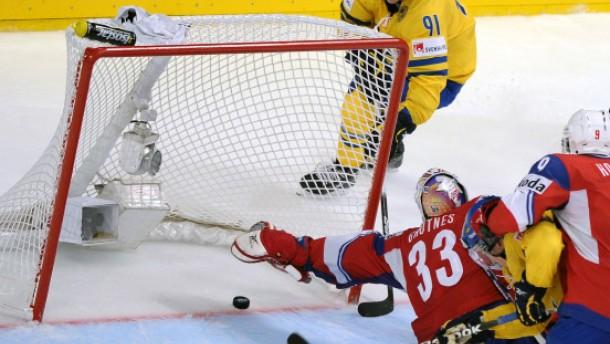 eishockey russland norwegen