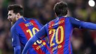 Der nächste Streich des Lionel Messi