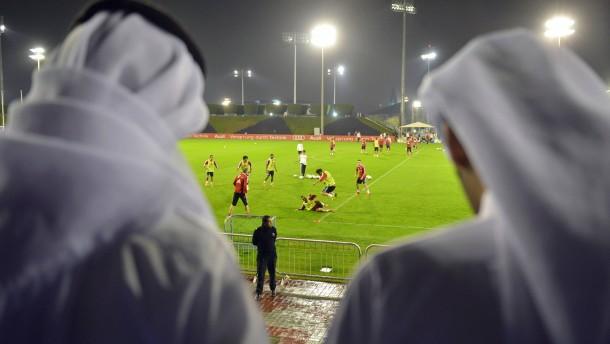 FC Bayern München - Trainingslager in Doha