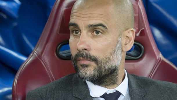 Guardiolas Plan geht nicht auf