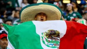 Ärger mit Mexikos Fans überschattet Finale