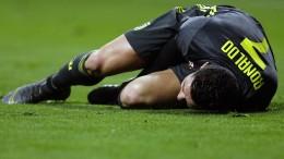 """""""Nacht des Albtraums"""" für Ronaldo"""