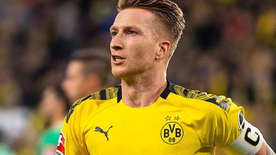Marco Reus Frisur 2021