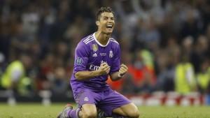 Real Madrid schreibt Fußball-Geschichte