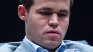 Das genervte Idol Magnus Carlsen