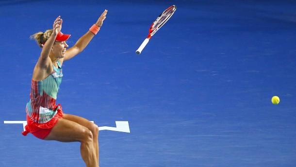 Angelique Kerber gewinnt die Australian Open