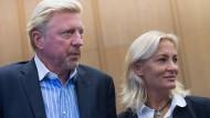 Finanzsorgen bemi Tennisstar: Sparen mit Boris Becker