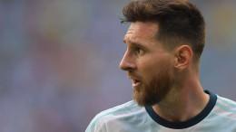 Messi und Argentinien quälen sich ins Viertelfinale