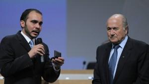 DFB begrüßt Kandidatur von Al-Hussein