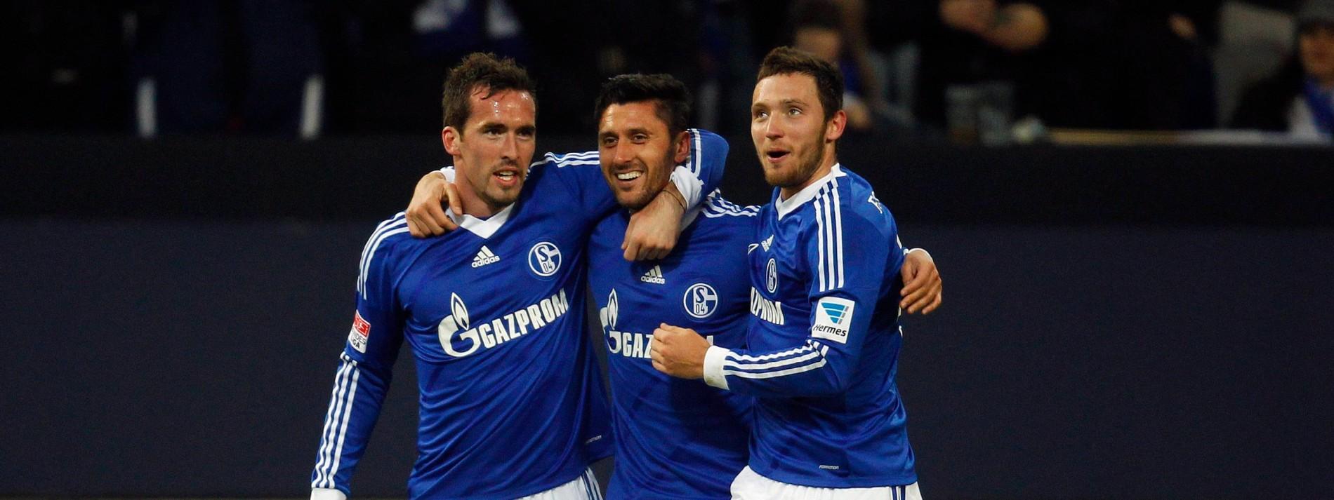 """Tag des offenen Tores """"auf"""" Schalke"""