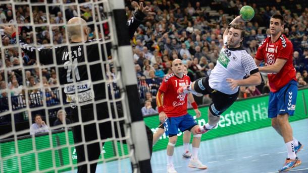 Deutschland spielt gegen Slowenien um Turniersieg