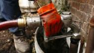 """""""Viele Tanks sind voll."""": Die meisten Hausbesitzer haben sich schon mit Heizöl für die Wintermonate ausgestattet."""