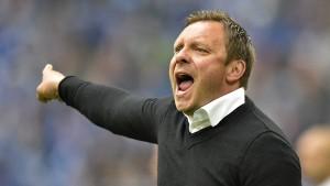 Schalke probiert es mal mit Breitenreiter