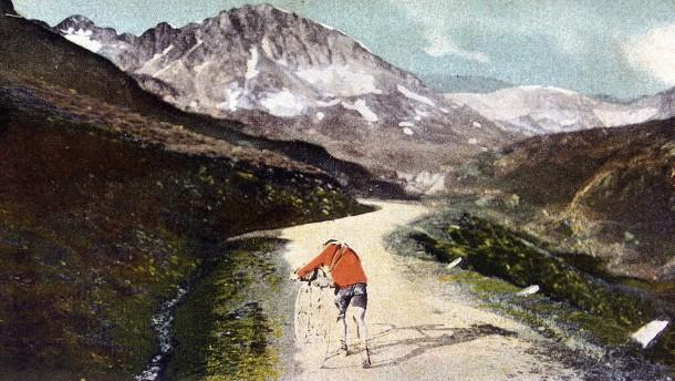Der Berg der Berge und die vielen Mythen