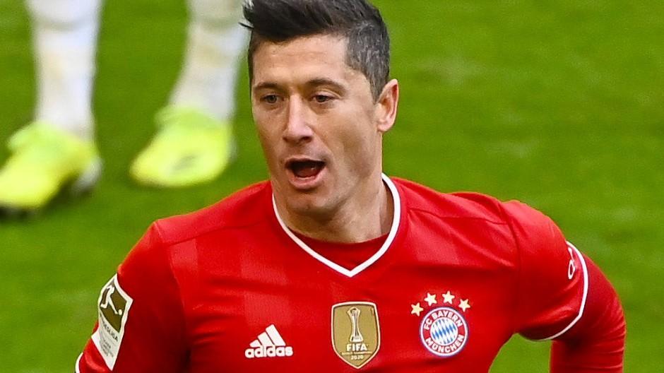 Das Comeback von Robert Lewandowski rückt näher beim FC Bayern.