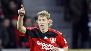 Leverkusen haushoch überlegen