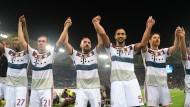 Bayern weiter im Torrausch
