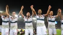 So sehen Sieger aus: Die Bayern erobern Rom in nur 90 Minuten