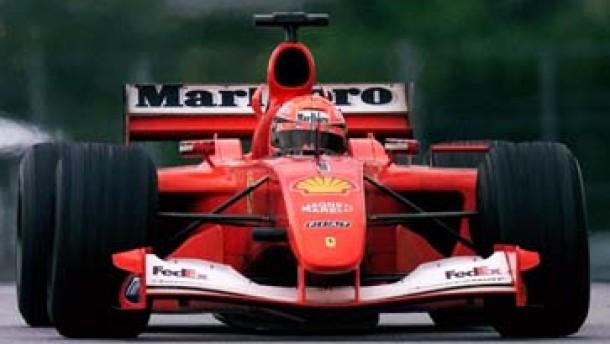 Ferrari ist für die Spanier das rote Tuch