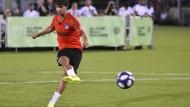 Gaststar: Joao Felix ist beim  MLS Skills Challenge dabei.