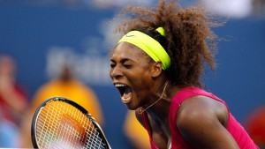 Asarenka und Serena Williams im Finale