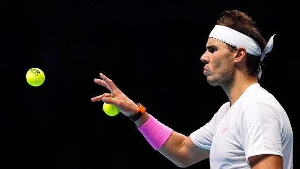 Nadal kämpft sich zurück