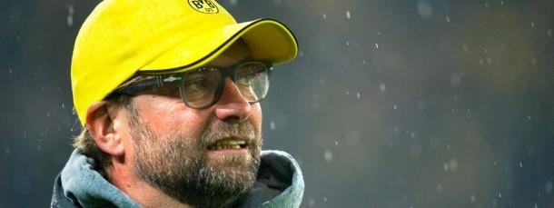 Keine einfachen Tage: BVB-Trainer Jürgen Klopp