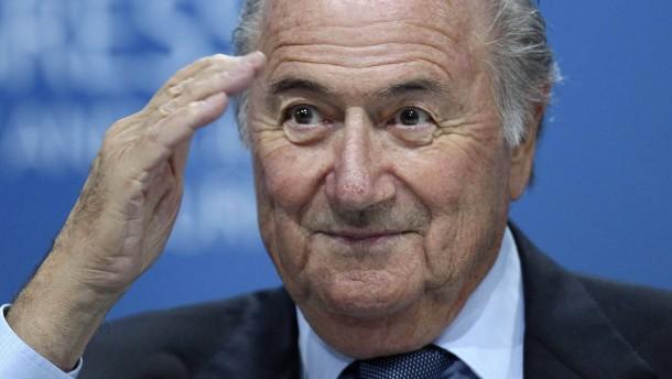 """""""Politik"""" entschied bei Vergabe der WM 2006"""