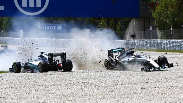 Rosbergs neue Härte