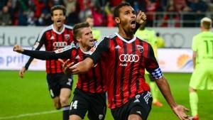 Ingolstadt siegt in der sechsten Minute der Nachspielzeit