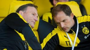 Das brisante Tuchel-Thema nervt die Dortmunder