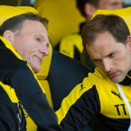 Es war einmal ... Hans-Joachim Watzke (links) und Thomas Tuchel (Bild von 2016)