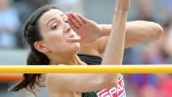 """""""Die Situation ist so, dass ein sauberer, ehrlicher Athlet, der bei internationalen Wettkämpfen mit den Stärksten mithalten möchte, daran gehindert wird"""": Marija Lassizkene"""