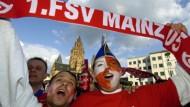 Bekommen ein neues Dach über den Kopf: die Fans des FSV Mainz 05