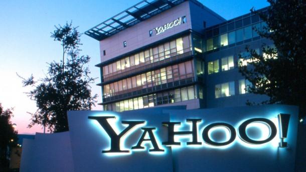 US-Internetkonzern Yahoo