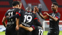 Bayer Leverkusen im Rausch