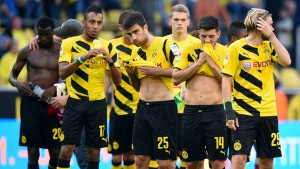 Der BVB zeigt sein Bundesliga-Gesicht