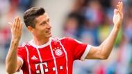 Leichtes Spiel für die Bayern in Chemnitz