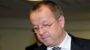 Der damalige Finanzvorstand Holger Härter