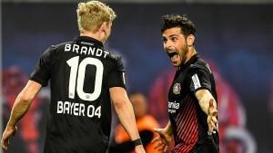 Leverkusen bändigt die Bullen