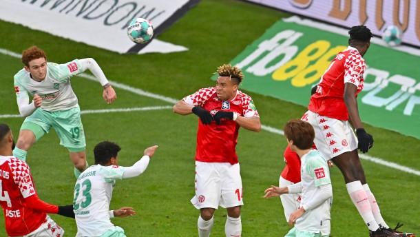 Mainz taumelt dem Abstieg entgegen