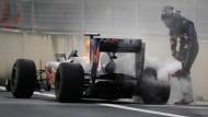 Vettels Aus in Südkorea: Alles, nur kein Mitleid