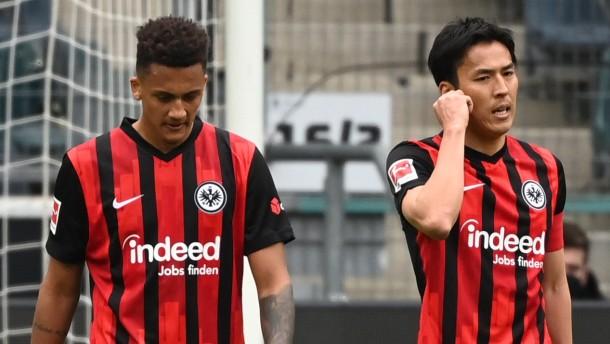 Eine große Enttäuschung für Frankfurt und Hütter