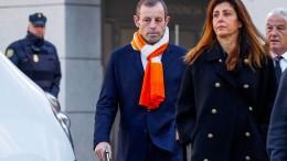Freispruch für ehemaligen Barca-Präsidenten