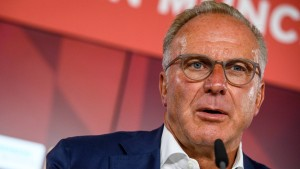 Rummenigge fordert mehr Schutz für Bayern-Spieler