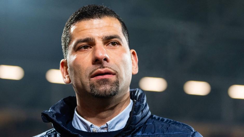 Trainer Dimitrios Grammozis verlässt den SV Darmstadt 98 zum Saisonende.