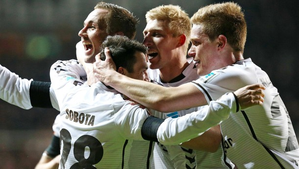 Neue Hoffnung für St.Pauli im Abstiegskampf